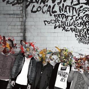 Léger retour (mais charmant ) en arrière: Local natives - Gorilla Manor (2009)