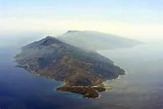 L'île où les hommes oublient de mourir...