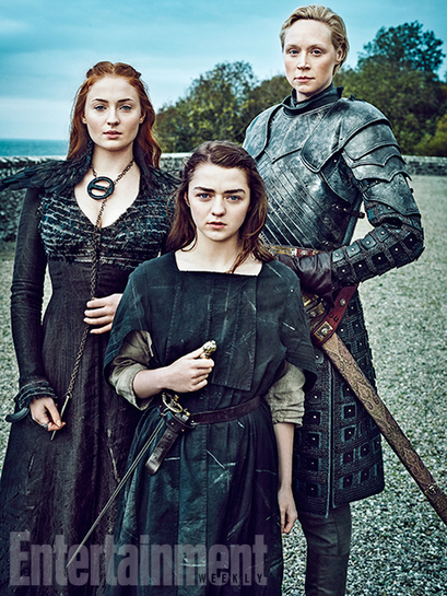 Dames of thrones