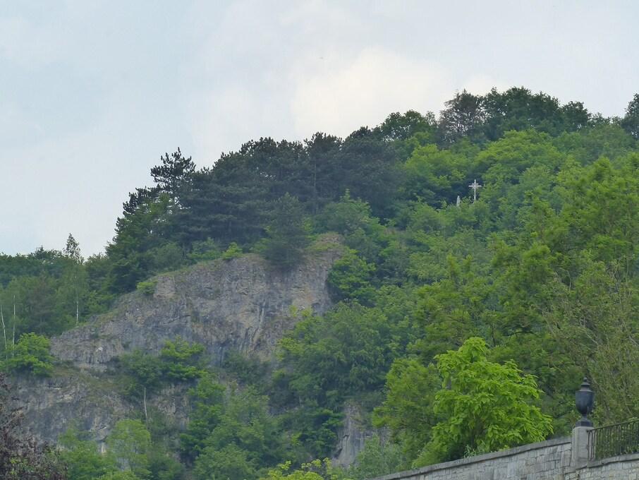Le rocher du Calvaire