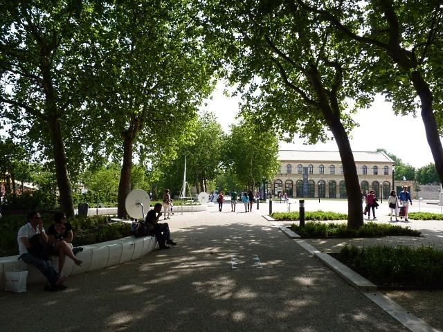 Place de la République Metz 16 Marc de Metz 2011