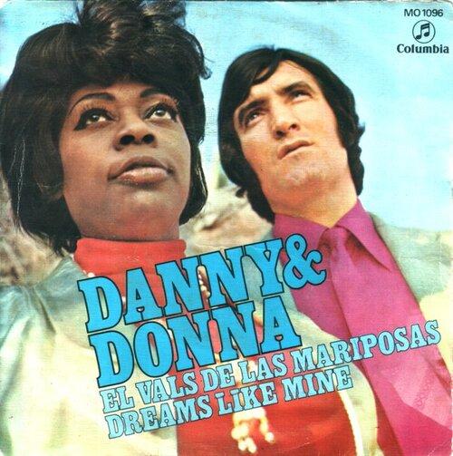 Danny & Donna - El Vals De Las Mariposas