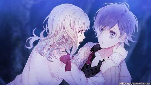 Lost Eden: Kanato x Yui