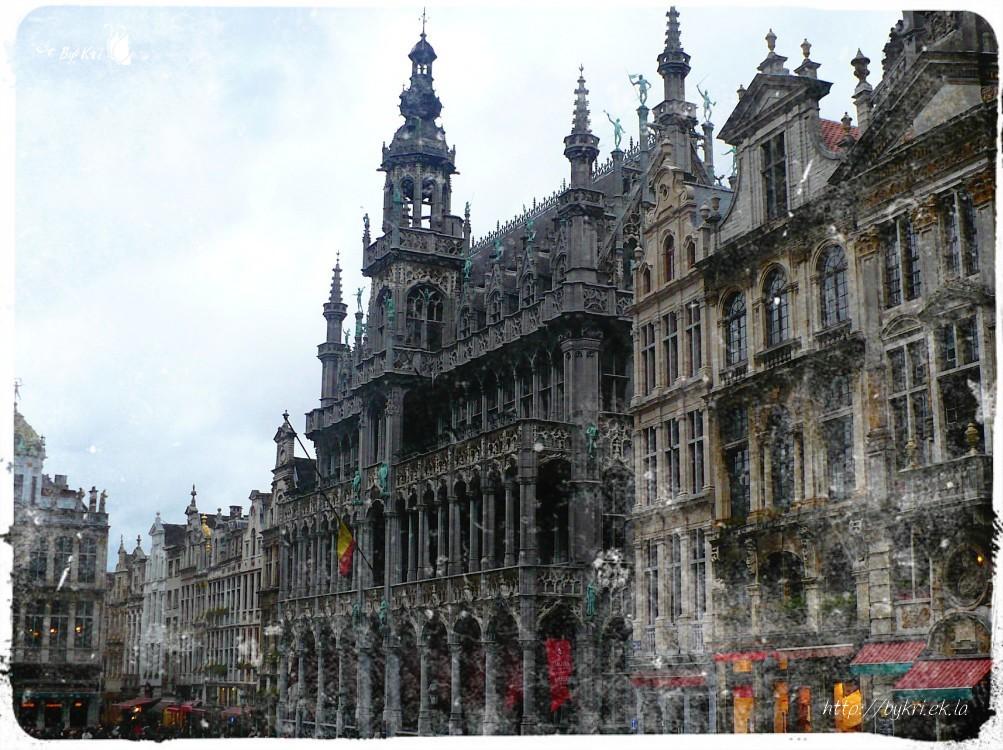 Bruxelles, ma Belle ...