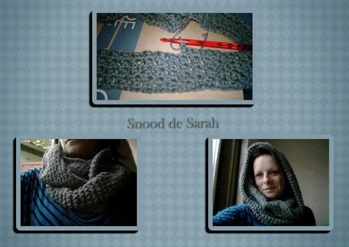 Snood de Sarah