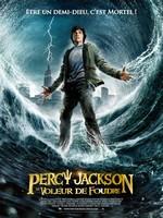 Percy Jackson Voleur foudre affiche