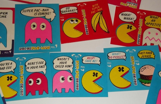 trading card pacman 02