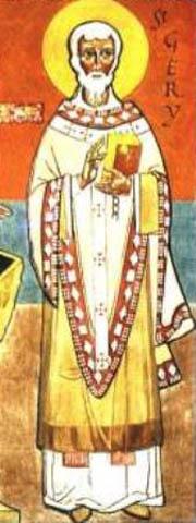 Saint Géry de Cambrai († 625)