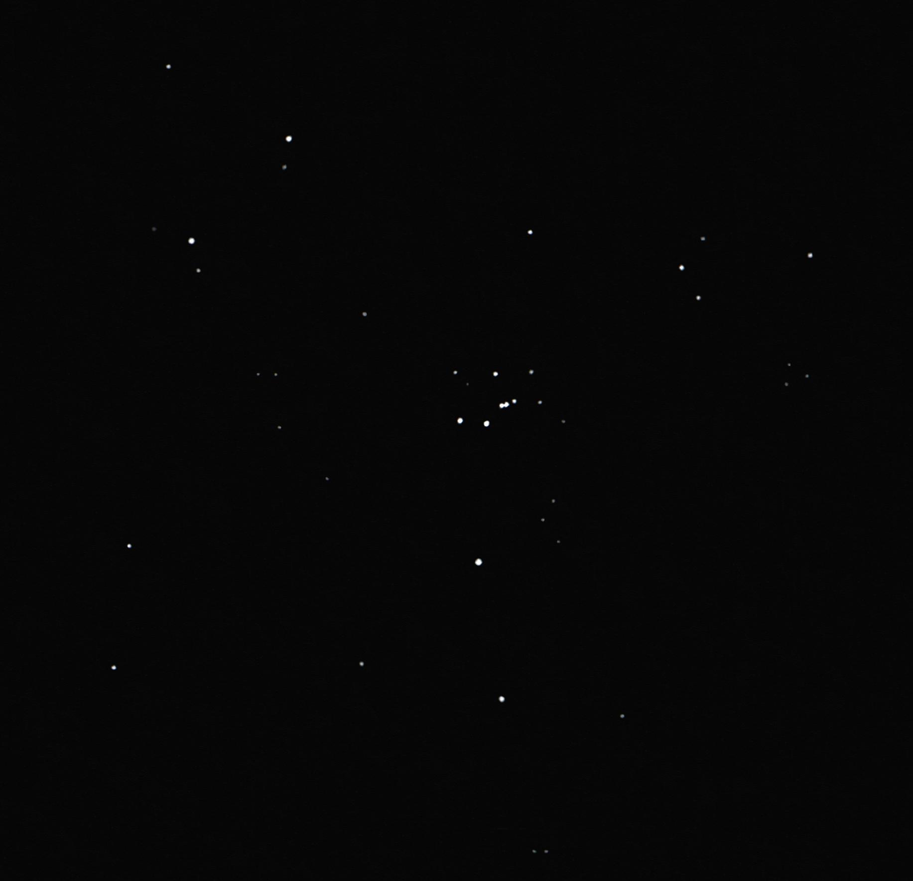 ngc 659 open cluster