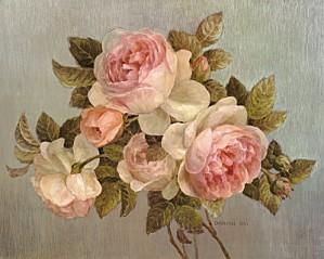 L-8-879-antique roses-Z000JI6U