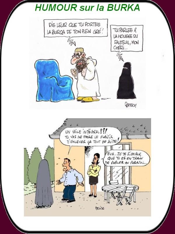humour burka