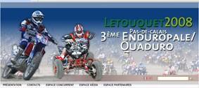 3e Enduropale du Touquet 2008