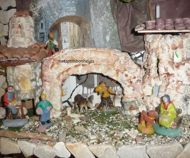 Notre crèche de Noël..