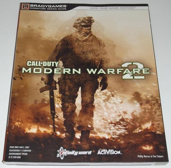Guide Call Of duty Modern Warfare 2