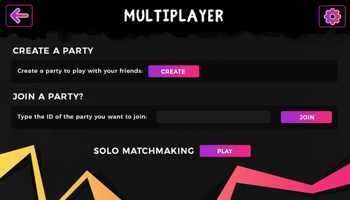 MusicArena UI