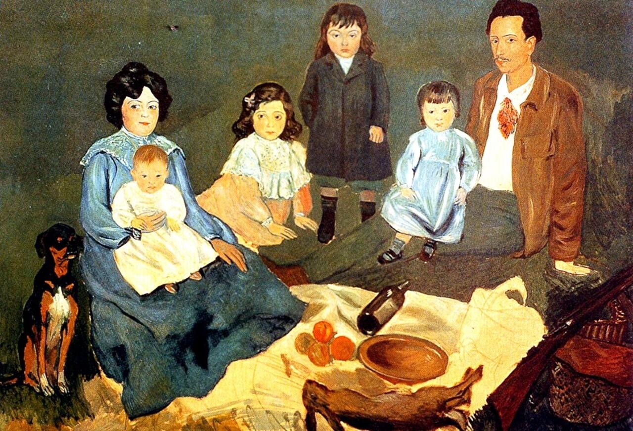 Picasso 10 / 1903 : la période bleue (4)