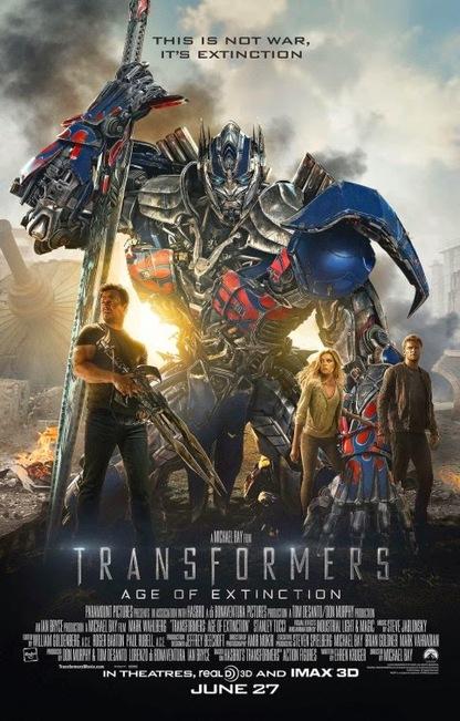 transformers 4: l'âge de l'extinction