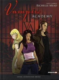 "Bd ""vampire Academy"""