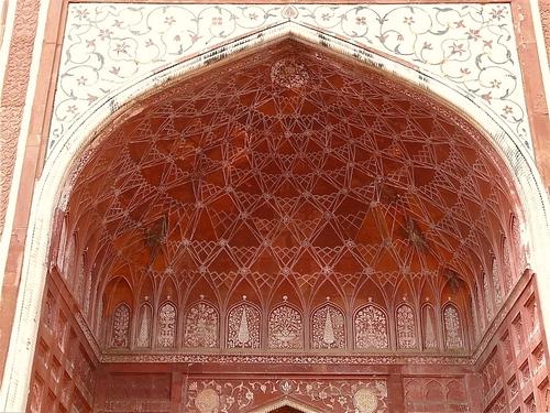 les mosquées en détail;