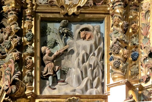 En Catalogne, le rétable de Prats de Mollo
