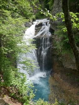 Et une cascade