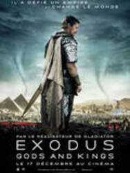 Affiche Exodus - Gods and Kings