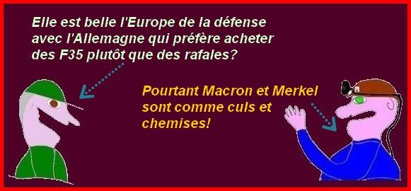 Macron et le général, étudiants, défense, migrants, etc...ce sont les infos du lundi