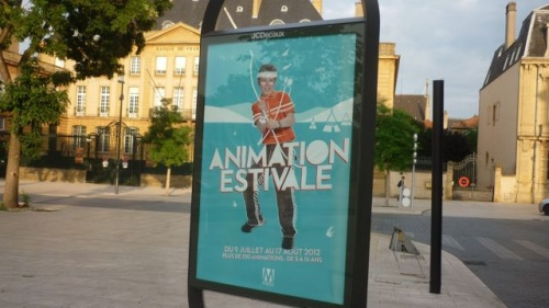 Animation estivale