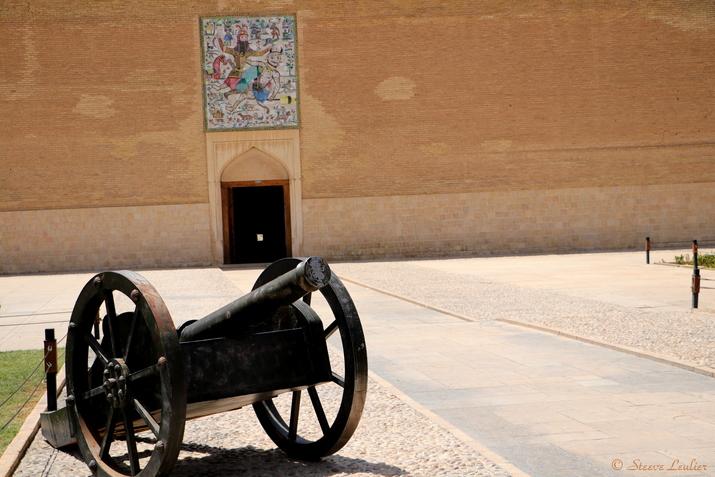 La citadelle du Régent, Arg-e Karim Khân