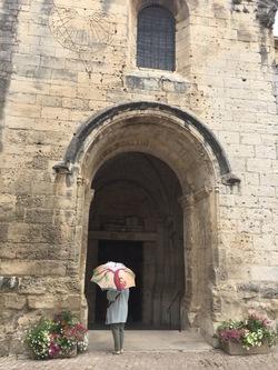 Parapluies dans la Drôme