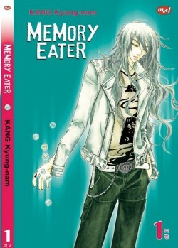 Couverture : Memory Eaters