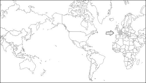 Le planisphère