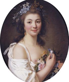 Mme de Genlis, Mademoiselle de Clermont