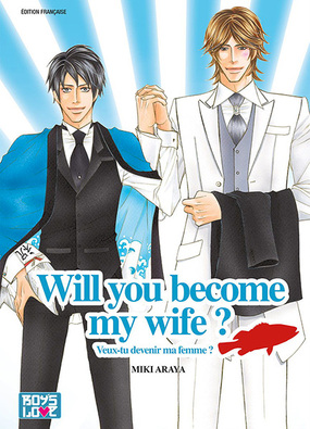 Will you become my wife ? chez Boy's Love