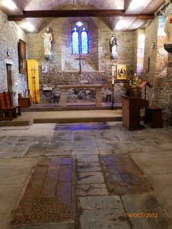 L'église seigneuriale de Tressaint, sa paroisse et son manoir