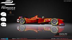 Team China Racing - Charles Pic