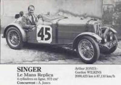 Singer (1937-1949)