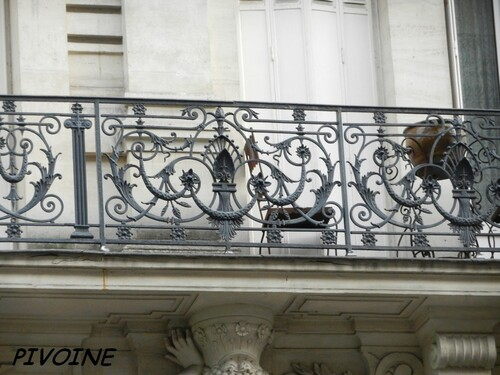 IMMEUBLE HAUMANIEN 105 RUE DE RENNES A PARIS