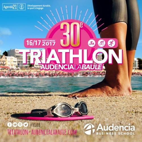 J-7 du Triathlon Audencia de La Baule