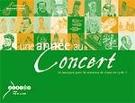 Une année au concert (cycle 3)