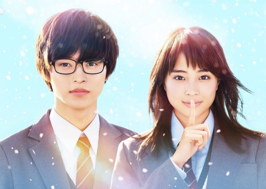 FILM JAPONAIS / KIMI USO / Your Lie in April