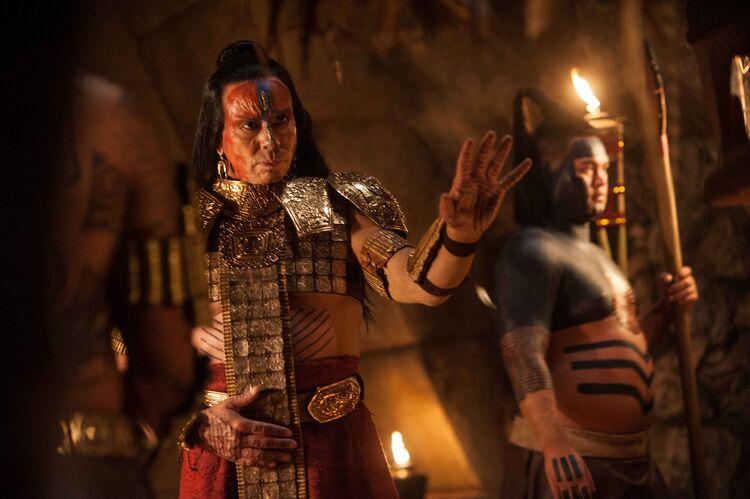 """Guy ros nous mène sur les traces de l'Inca Pachacuti : """"Le puits des âmes""""."""