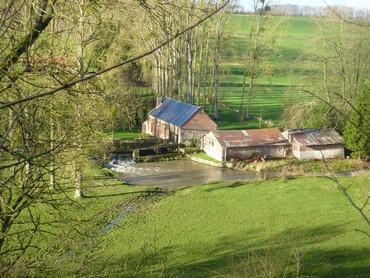 De Rainfreville à Saint-Ouen-sur-Brachy - Moulin des Prés