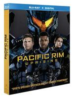 [Test Blu-ray] Pacific Rim : Uprising