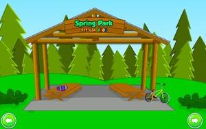 Jouer à Spring park escape