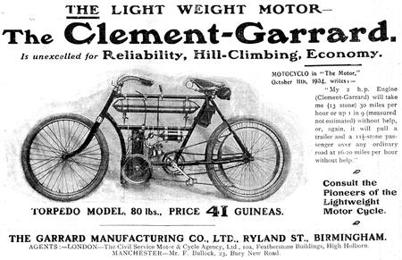 Quand la moto française se vendait bien
