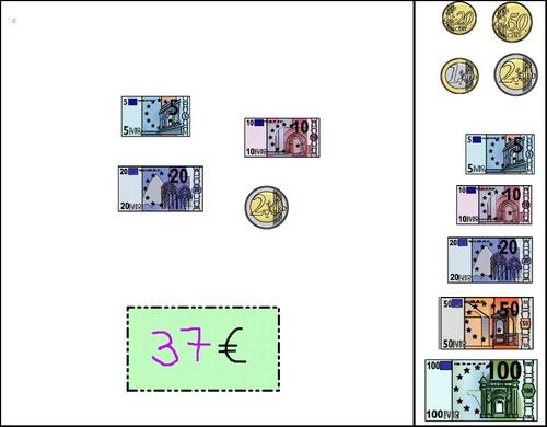 La monnaie au TBI