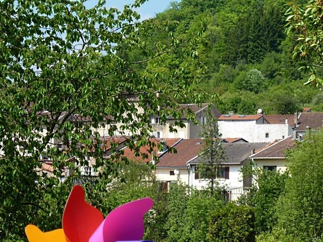Gorze la brocante du muguet 23 Marc de Metz 2011