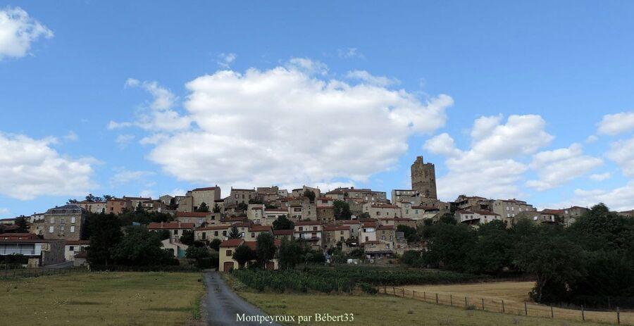 Montpeyroux - -- >  Cliques sur la photo