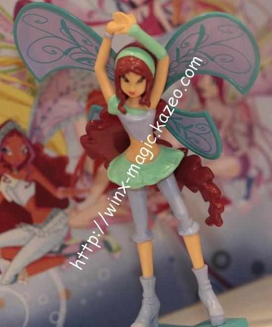 Figurine Layla believix